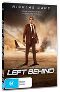 SCR DVD Left Behind Screening Licence Digital Licence