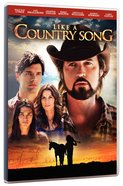 Scr DVD Like a Country Song (General Licence)