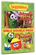 Veggie Tales Double: Bible Pack (2 Dvd)