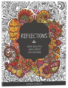 Reflections (Adult Coloring Books Series) Paperback