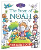 Sticker Book: The Story of Noah Paperback