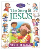 Sticker Book: The Story of Jesus Paperback