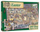Look Inside the Bible: Easter (260 Piece Jigsaw Puzzle) Game