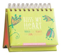 Daybrighteners: Bless My Heart (Padded Cover)