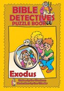 Exodus (Puzzle Book) (Bible Detectives Series) Paperback