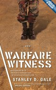 Warfare Witness Paperback