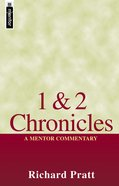 1st & 2nd Chronicles (Mentor Commentary Series) Hardback