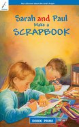 Make a Scrapbook (#04 in Sarah And Paul Series) Paperback