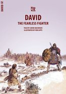 David, the Fearless Fighter (Bible Wise Series) Paperback