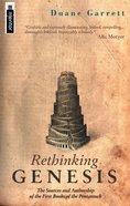 Rethinking Genesis Paperback