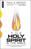 The Holy Spirit & the Bible Pb Large Format