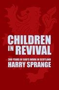 Children in Revival Paperback