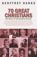 70 Great Christians Paperback