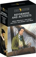 Reformers & Activists (Box Set #04) (Trail Blazers Series) Paperback