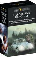 Heroes & Heroines (Box Set #05) (Trail Blazers Series) Paperback