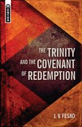 The Trinity and the Covenant of Redemption (#01 in Divine Covenants Series) Paperback