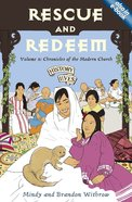 Rescue and Redeem (#5 in History Lives Series) Paperback