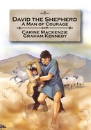David the Shepherd (Bible Alive Series) Paperback