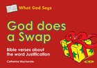 Colouring Book: What God Says: God Does a Swap (What God Says Series) Paperback