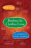 Directions For Christian Living Paperback