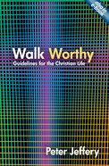 Walk Worthy Paperback