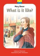 Mary Slessor - What is It Like? (Little Lights Biography Series) Hardback