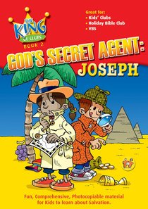 Gods Secret Agent, Joseph (#02 in King Of Clubs Series)