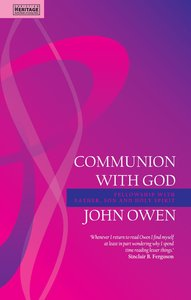 Communion With God (Christian Heritage Series)