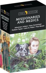 Missionaries & Medics (Box Set #02) (Trail Blazers Series)