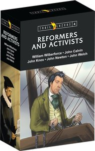 Reformers & Activists (Box Set #04) (Trail Blazers Series)