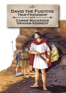 David the Fugitive (Bible Alive Series)