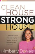 Clean House, Strong House Paperback