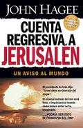 Cuenta Regresvia En Jerusalen (Jerusalem Countdown) Paperback