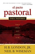El Pacto Pastoral (The Shepherd's Covenant) Paperback