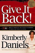 Give It Back! Paperback