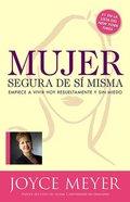 Mujer Segura De Si Misma (Confident Woman, The) Paperback