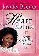 Heart Matters (Valentines Day Gift Book) Hardback