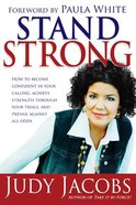 Stand Strong Paperback
