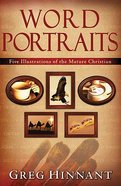 Word Portraits Paperback