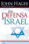 Defensa De Israel, En Paperback