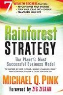 Rainforest Strategy Hardback