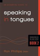 Speaking in Tongues (#02 in The Essential Guide To Series) Paperback