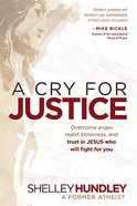 A Cry For Justice Paperback