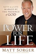 Power For Life Paperback