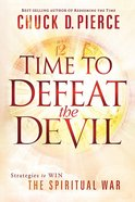 Time to Defeat the Devil Paperback