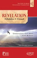 Revelation (Tribulation and Triumph) (Easy To Read Devotional Commentary Series) Paperback
