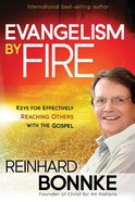 Evangelism By Fire Paperback