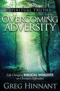 Spiritual Truths For Overcoming Adversity Paperback