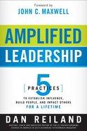 Amplified Leadership Paperback