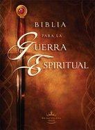 Biblia Para La Guerra Espiritual (Spiritual Warfare Bible)